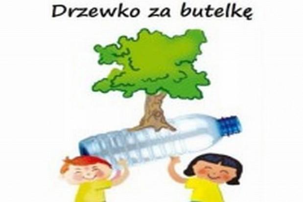 Drzewko za butelkę, zobacz film!