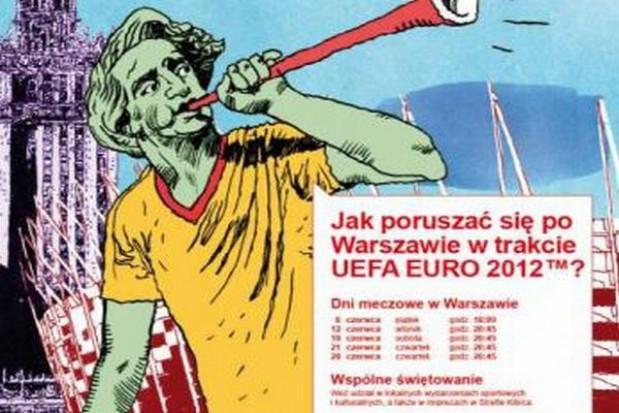 Poradnik pomoże warszawiakom podczas Euro