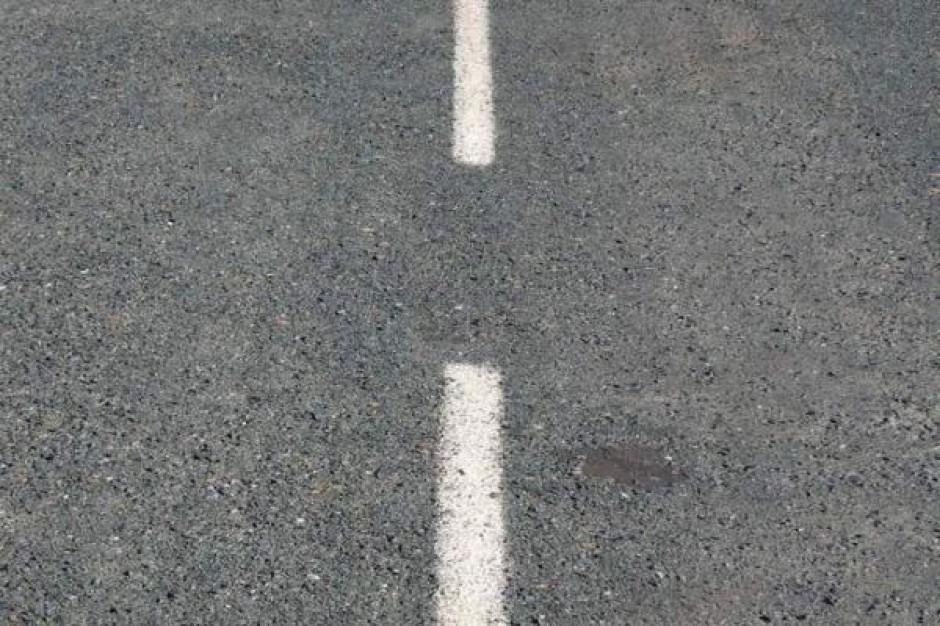Wywalczyli remont drogi blokadą