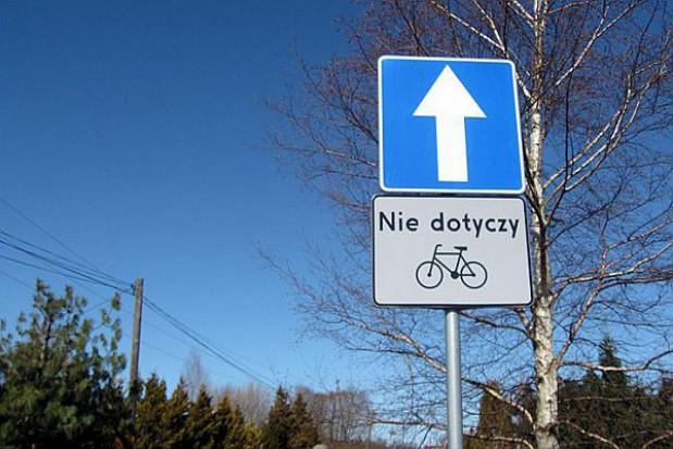 Żyzna dwukierunkowa dla rowerów