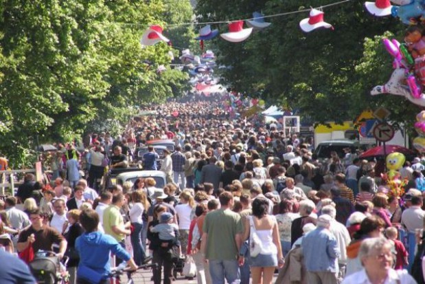 150 tys. kibiców podczas Euro 2012 w Warszawie