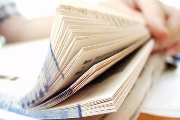 Raport o majątku albo koniec pracy