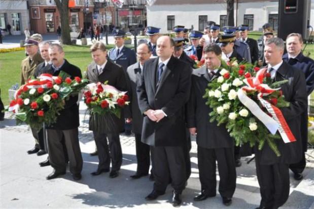 Wystawa poświęcona Kaczyńskiemu w Radomiu