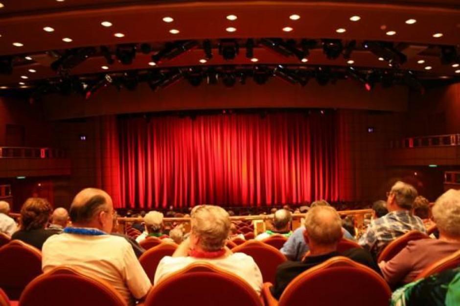 Spektakl-protest we wrocławskim teatrze