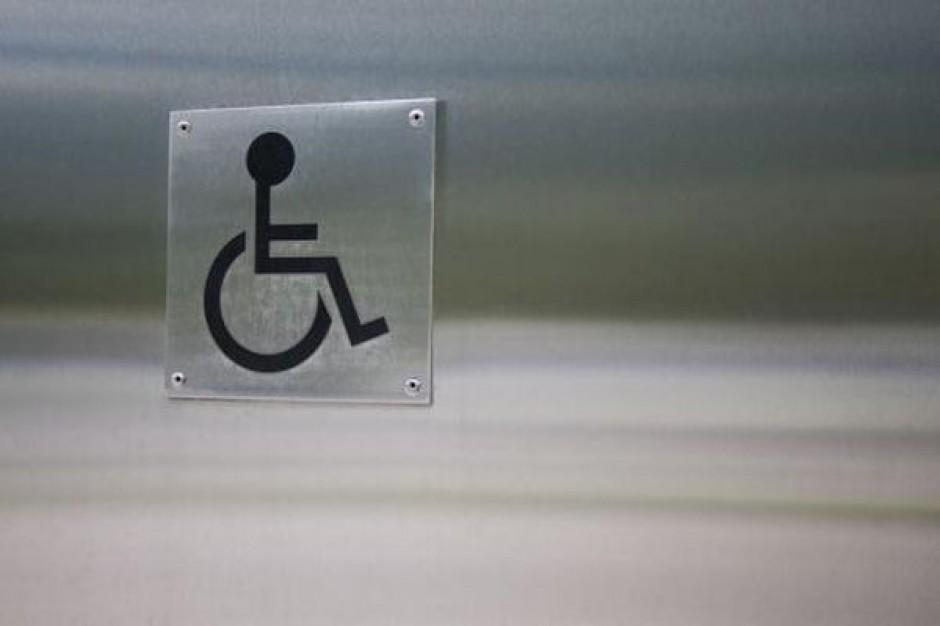 Trzeba rozszerzyć rynek pracy dla niepełnosprawnych