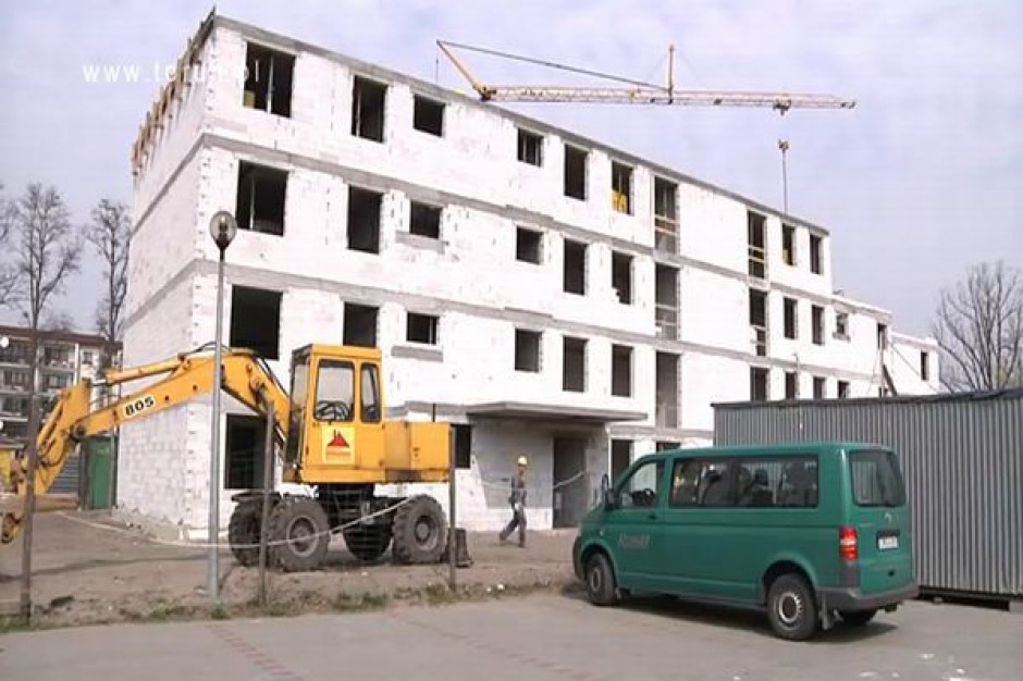 Nowe mieszkania komunalne w Toruniu