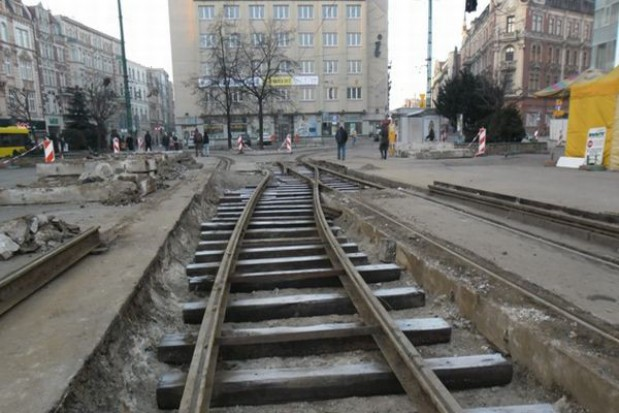 Zanim wsiądziesz w tramwaj w Katowicach, sprawdź trasę