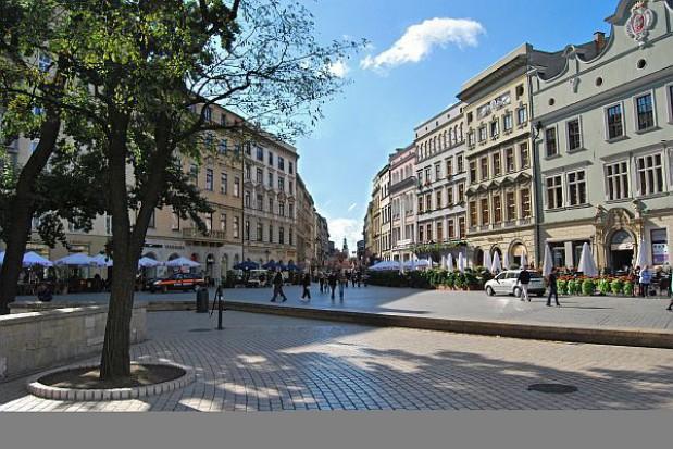 Taksówkarze zakorkowali Kraków. To nie koniec protestów?