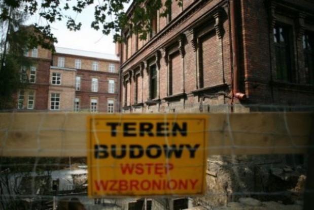 Miasto dostanie poszpitalne budynki
