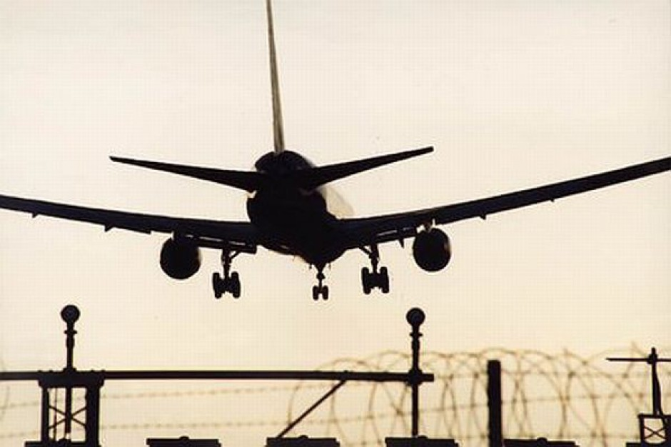 Przetarg na dokumentację lotniska
