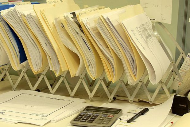 Dokumenty możesz uzupełnić tylko raz
