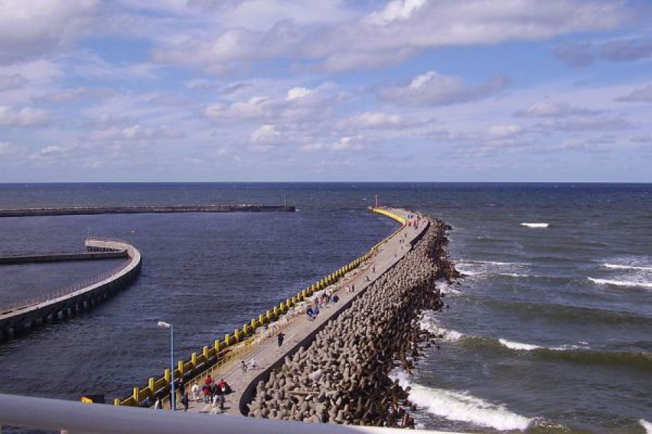 Nabrzeża w Darłowie za ponad 30 mln