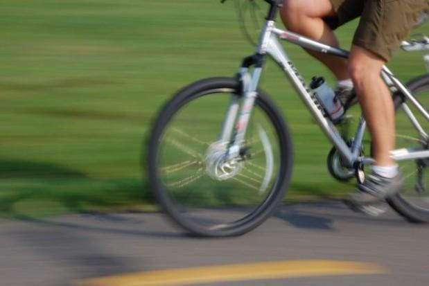 Pomknie warszawski rower miejski