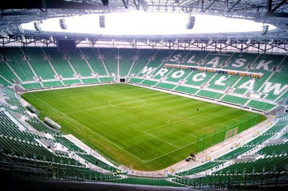 Wrocławski stadion dopuszczony do użytku