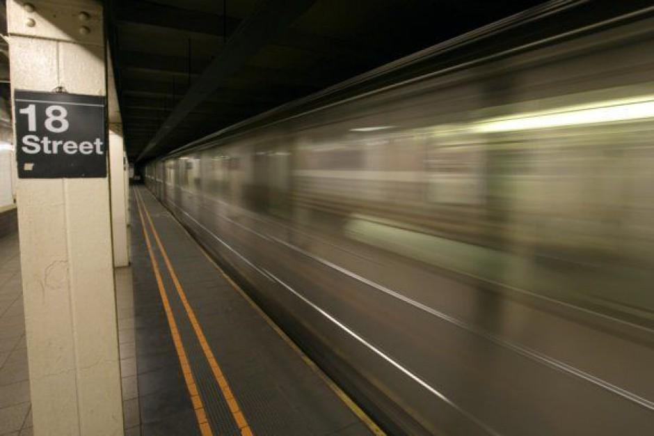 600 km rur i kabli przełożono na budowie metra