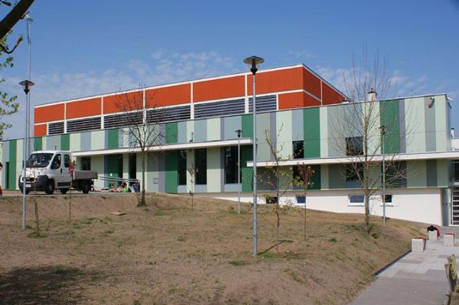 Otwarcie sali gimnastycznej w Bezrzeczu