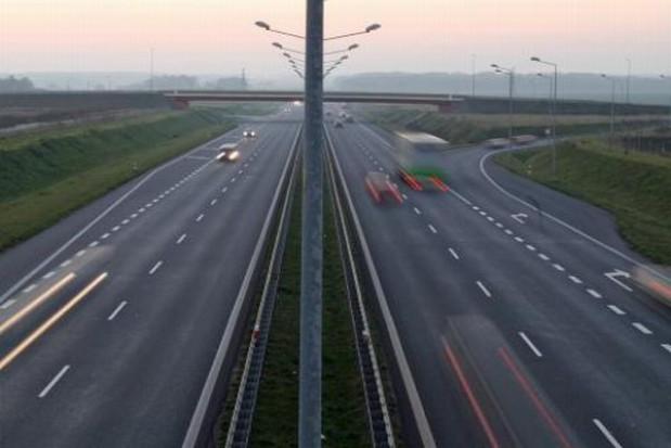 Potanieją autostrady