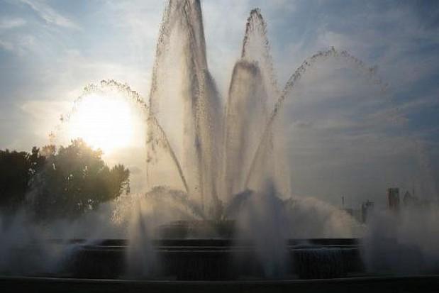 W Olsztynie szwankują fontanny