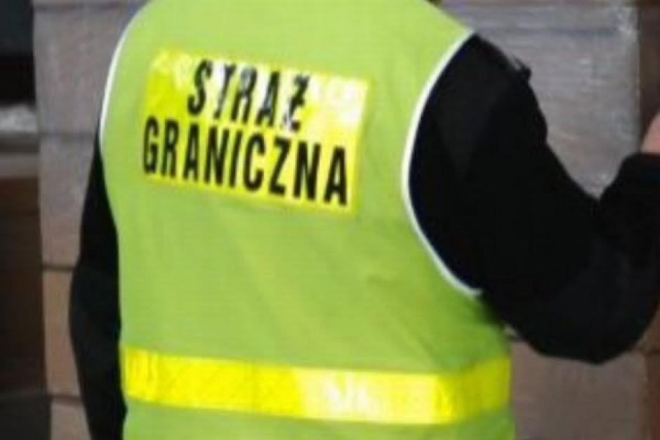 Straż graniczna ćwiczyła przed Euro 2012