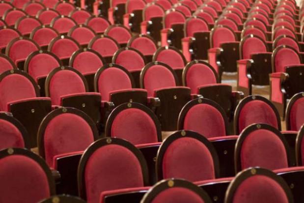 Amfiteatr przy nowym gmachu opery zacznie działać wieczorem