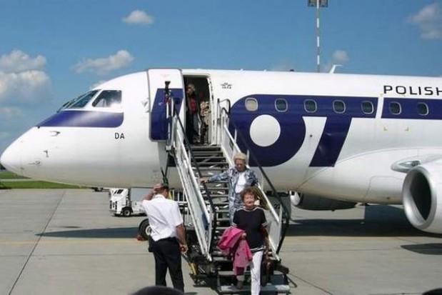 Coraz więcej pasażerów na lotnisku w Jasionce