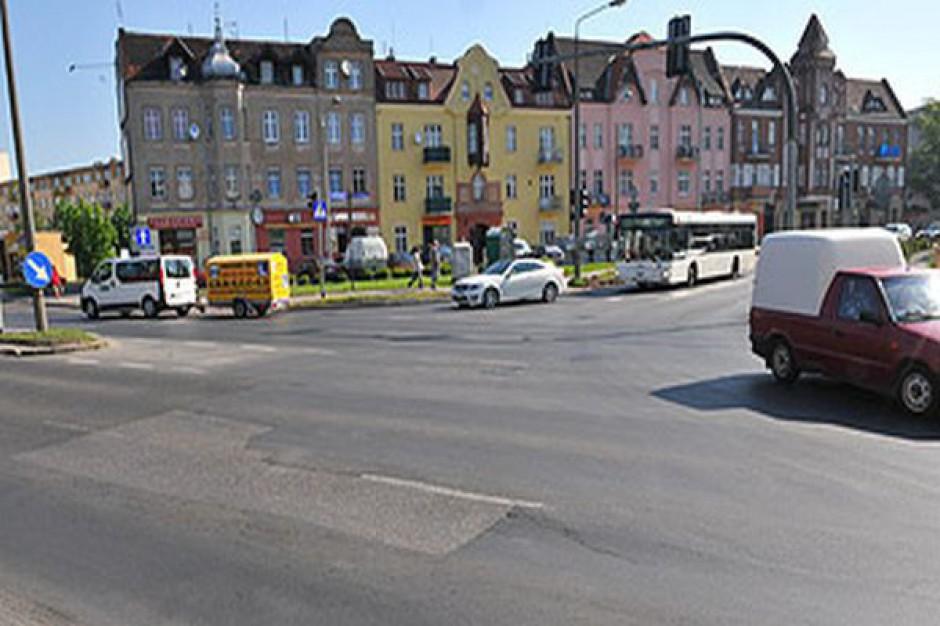 Łatwiej z Kościuszki w Grudziądzką w Toruniu