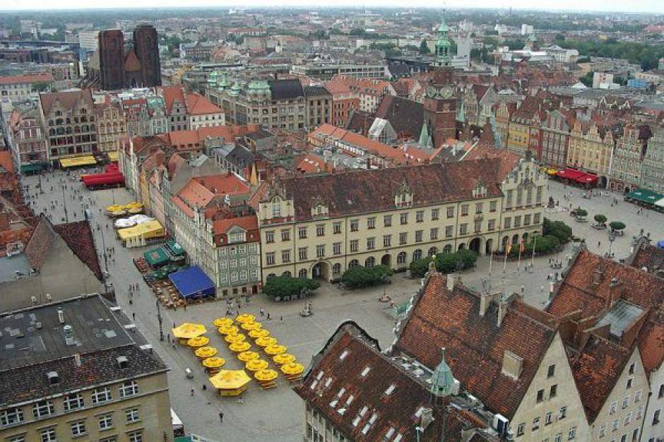 Wrocław będzie świętował objęcie tytułu ESK 2016