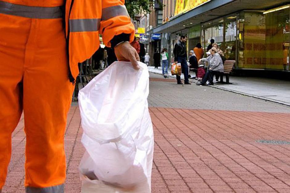 Stolicę posprzątają bezrobotni
