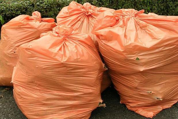 Kajakarze zebrali 90 worków śmieci