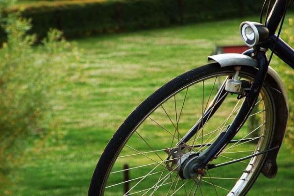 Rower się sprawdza także w policji