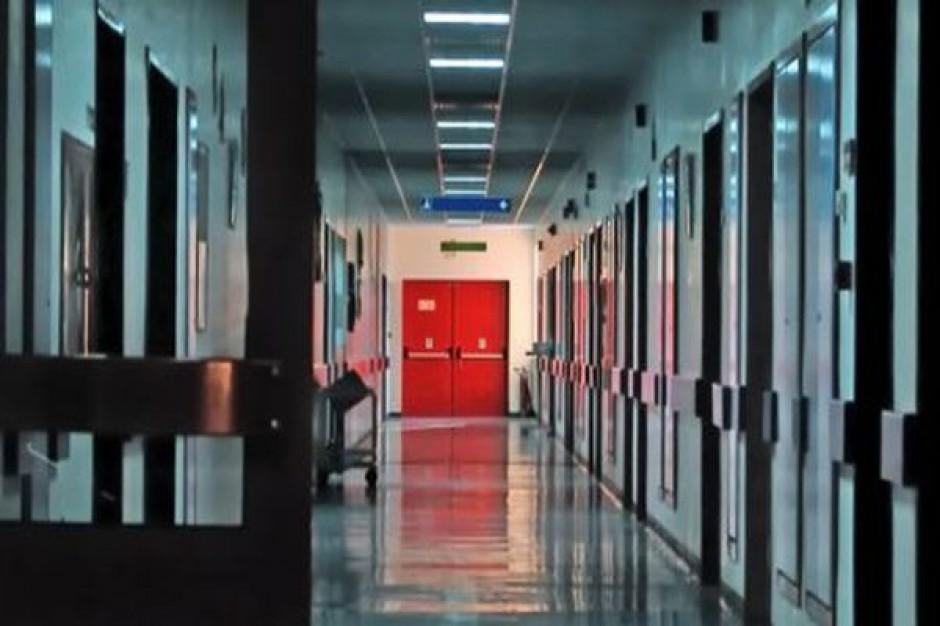 Strajk okupacyjny w krakowskim szpitalu