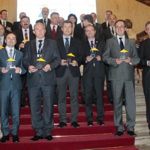 Nagrodzeni w konkursie wraz z Radą Konsultacyjną