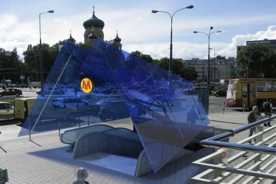 Tarcza zacznie drążyć tunel metra