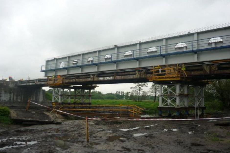 Nowy most kolejowy w Lublinie