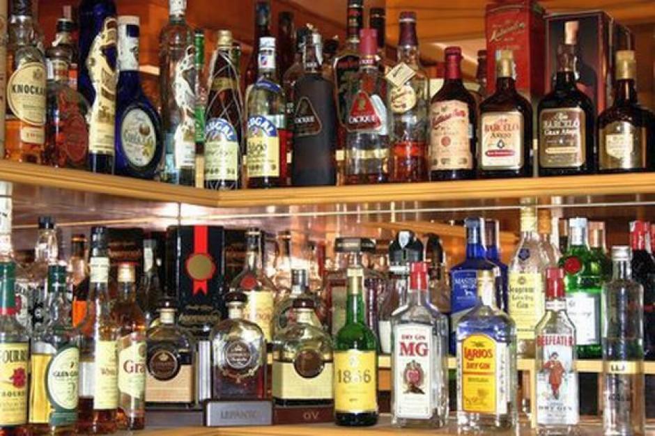 Bezpieczna odległość od alkoholu