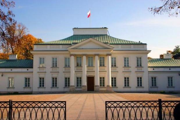 Komorowski zaprasza na Belweder i do Pałacu Prezydenckiego