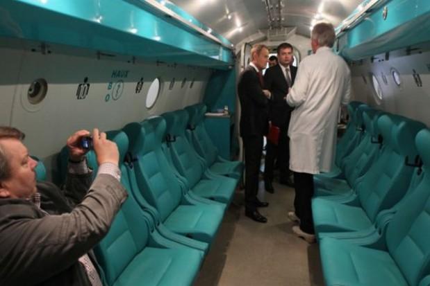 Premier wizytuje też szpital przed Euro