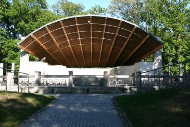Amfiteatr w Konstancinie do remontu