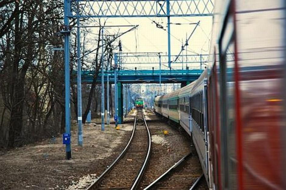 Pociągi mogą przyspieszyć