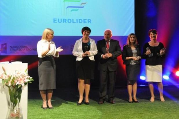 Euroliderzy nagrodzeni