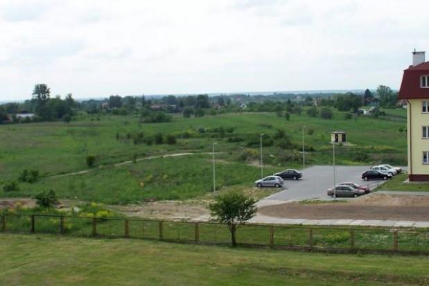 Chcą budować domy na powojskowym terenie