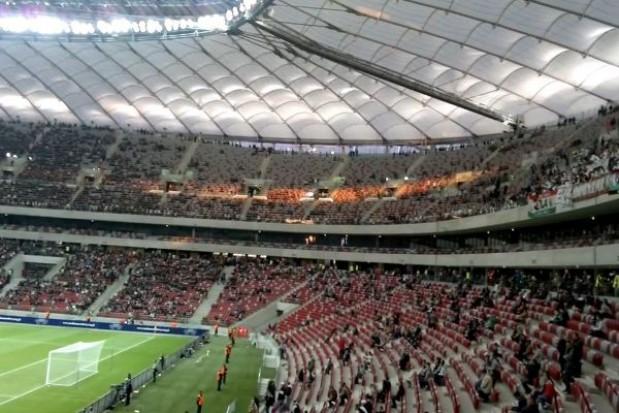 Ostatnie poprawki przy Stadionie Narodowym