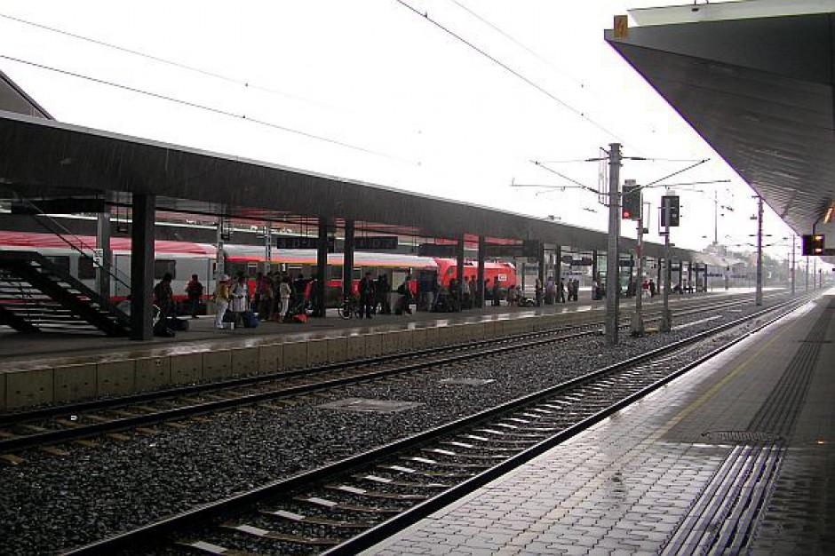 Związkowcy apelują o bezpieczeństwo na kolei