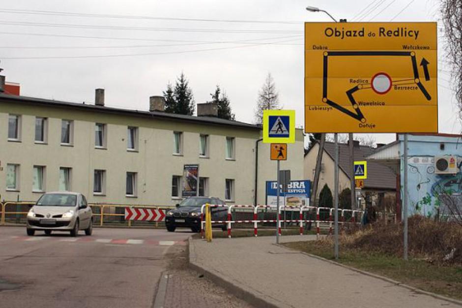 Droga Bezrzecze-Redlica: rusza przebudowa