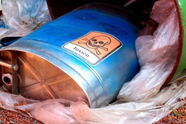 Usunięto zbiorniki z toksycznymi substancjami w zachodniopomorskim