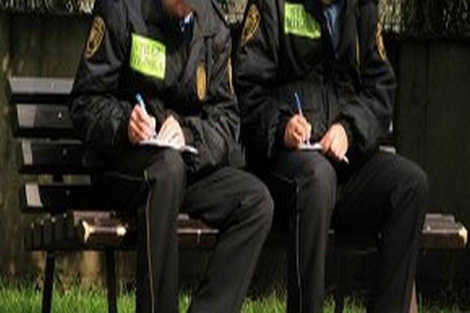 Strażnicy przeprowadzą kontrolę osobistą