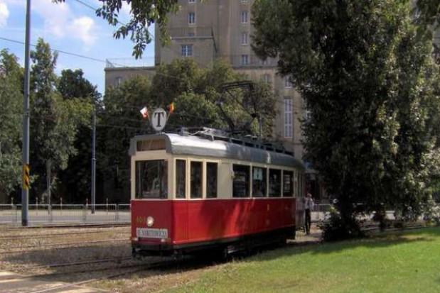 Wakacyjne kursy tramwajowej linii muzealnej
