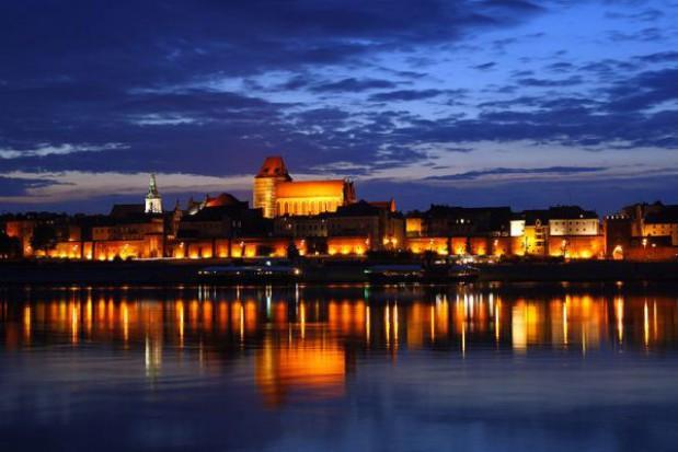 Toruń chce metropolii z Bydgoszczą