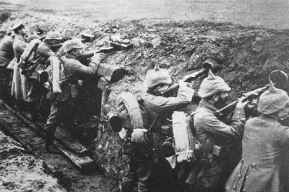 Świętokrzyskie zinwentaryzuje szlak frontu wschodniego z 1914 r.