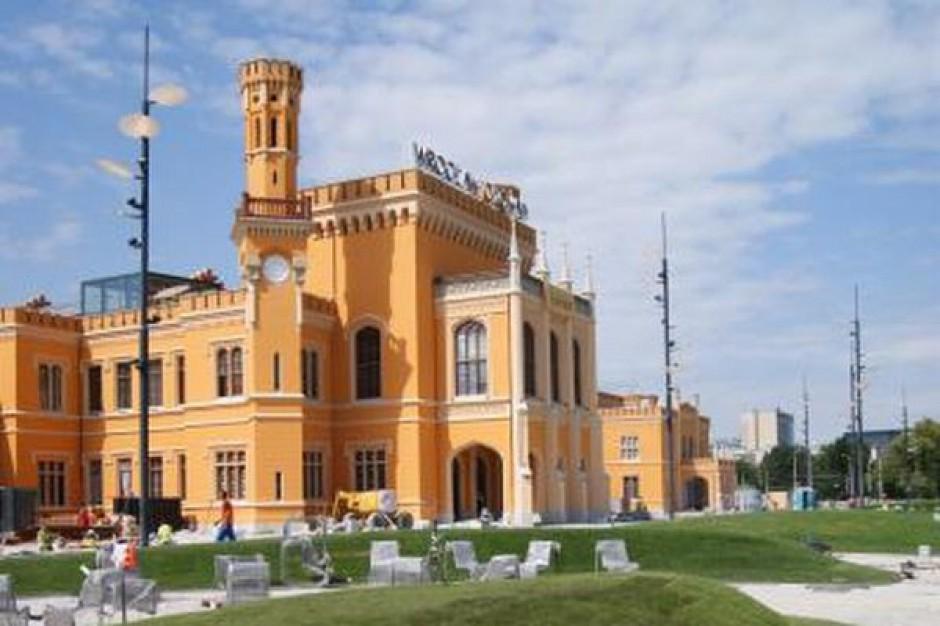 Dworzec Główny we Wrocławiu już czynny